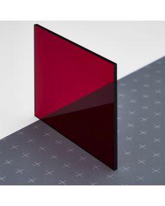 PLEXIGLAS® GS-rot 3C01
