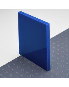 Lyx® Vollacryl blau ca. RAL 5017 einseitig matt/glänzend