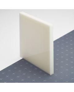 Lyx® Vollacryl elfenbein ca. RAL 1015 einseitig matt/glänzend