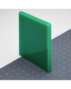 Lyx® Vollacryl grün ca. RAL 6029 einseitig matt/glänzend