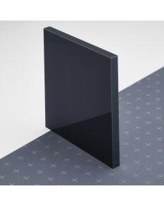 Lyx® Vollacryl grau ca. RAL 9016 einseitig matt/glänzend