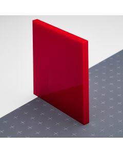 Lyx® Vollacryl rot ca. RAL 3020 einseitig matt/glänzend