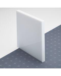 Lyx® Vollacryl weiß ca. RAL 9003 einseitig matt/glänzend