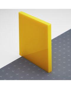 Lyx® Vollacryl gelb ca. RAL 1023 einseitig matt/glänzend