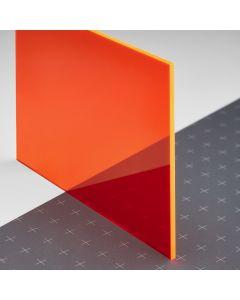 Perspex® GS Lava Orange 3T19