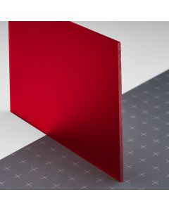 Perspex® Frost GS-Chilli Red S2 4T50