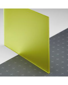 Perspex® Frost GS-Citrus Yellow S2 2T07