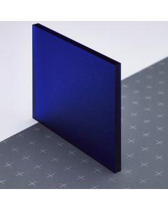 PLEXIGLAS® GS-satinice Sky Blue 5C01 DC